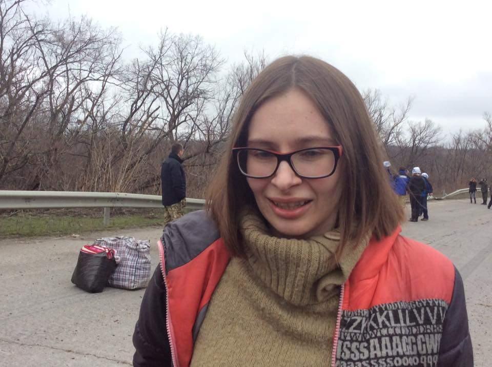 """Освобожденная из """"ЛНР"""" Варфоломеева выступает против обмена пленных"""