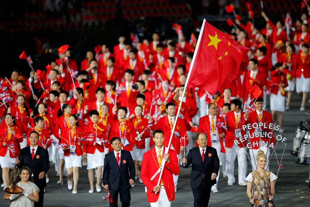 На Олимпиаде-2016 неправильно вывесили флаг Китая