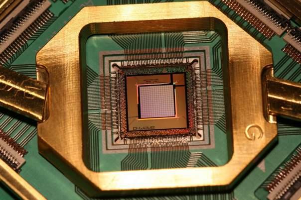 Создан первый программируемый квантовый компьютер