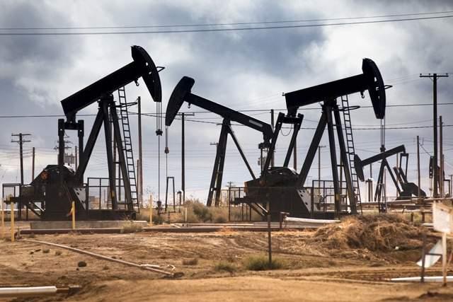 Сегодня нефть превысила отметку в