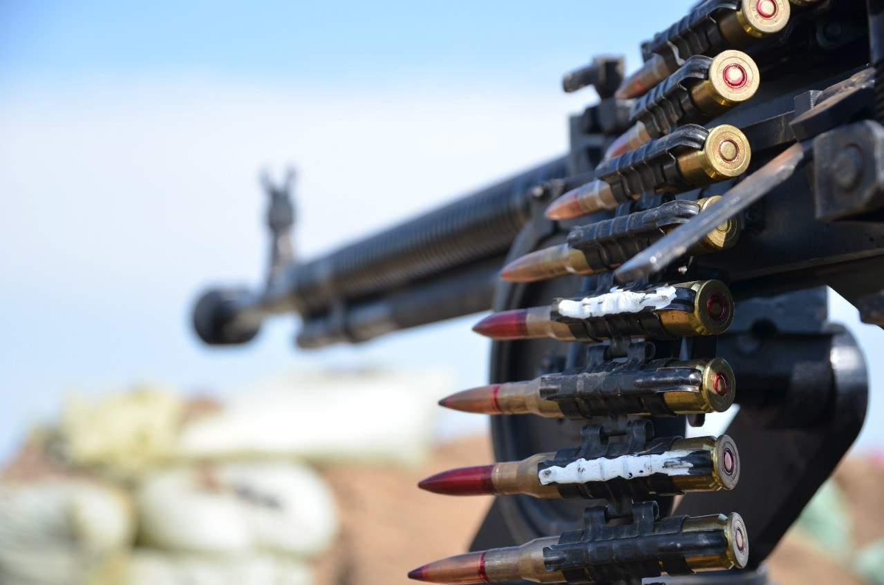 На Мариупольском направление отмечен высокий уровень обстрелов