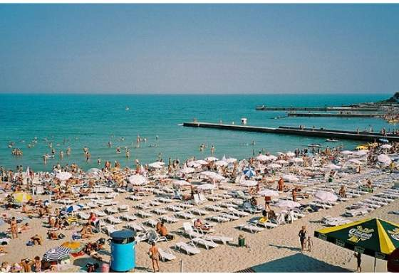 Санэпидемнадзор не рекомендует одесситам купаться в море до 10 августа