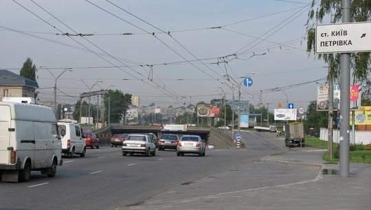 Сегодня в столице официально переименовали Московский проспект в проспект Бандеры