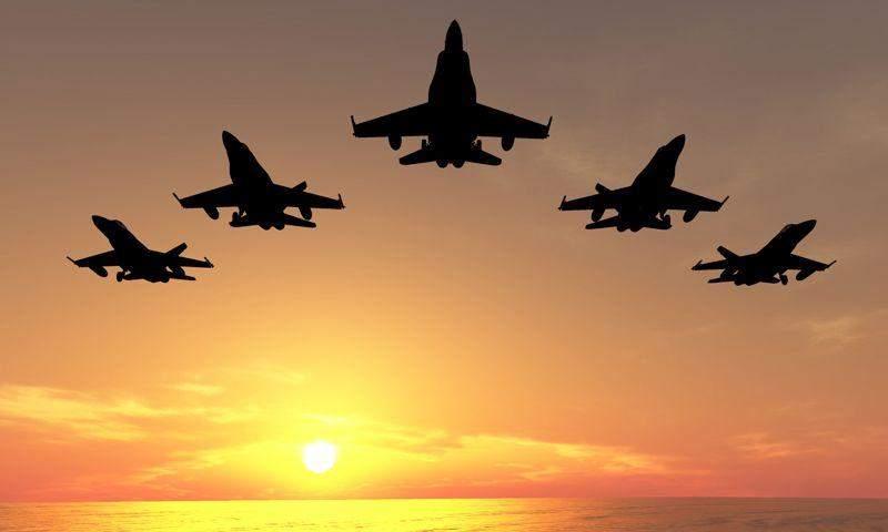 Путин подписал документ о бессрочном размещении авиации в Сирии