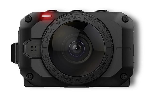 VIRB 360 — панорамная водонепроницаемая камера на 5,7 К от Garmin