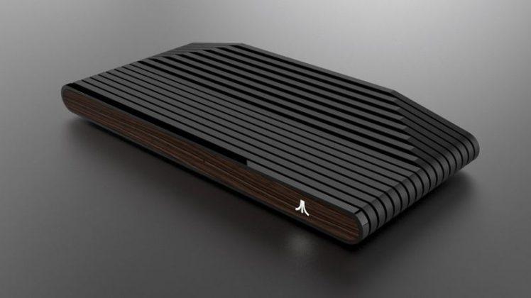 Новая консоль AtariBox от Atari будет похожа на NES Classic