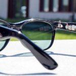 Созданы солнцезащитные очки с солнечными батареями