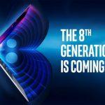 Intel назвала дату анонса линейки процессоров Core 8XXX