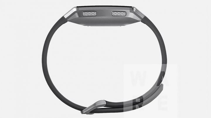 В сети появились рендеры неизвестных смарт-часов Fitbit