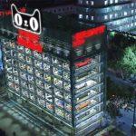 Tmall — китайский автомат по продаже настоящих автомобилей