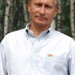 Сегодня Владимиру Путину исполнилось 65 лет