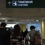 Сотрудники аэропорта «Домодедово» потрошат вещи  пассажиров