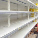 Москвичей ждут перебои с продуктами
