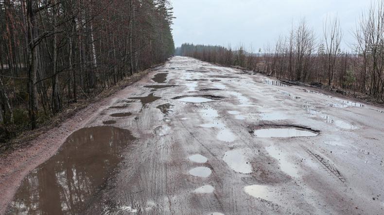 Глава Минтранса заявил, что в России нет плохих дорог