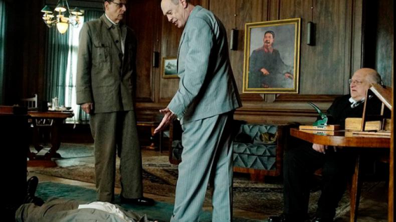 В России посчитали оскорбительным фильм «Смерть Сталина»