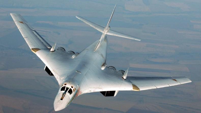 В российских войсках появятся новые Ту-160