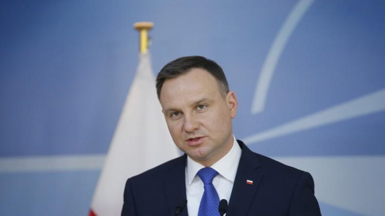Президент Польши захотел равновесия в отношениях с Россией
