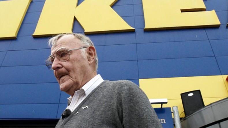 Умер самый известный налоговый беглец в Европе, основатель IKEA Ингвар Кампрад