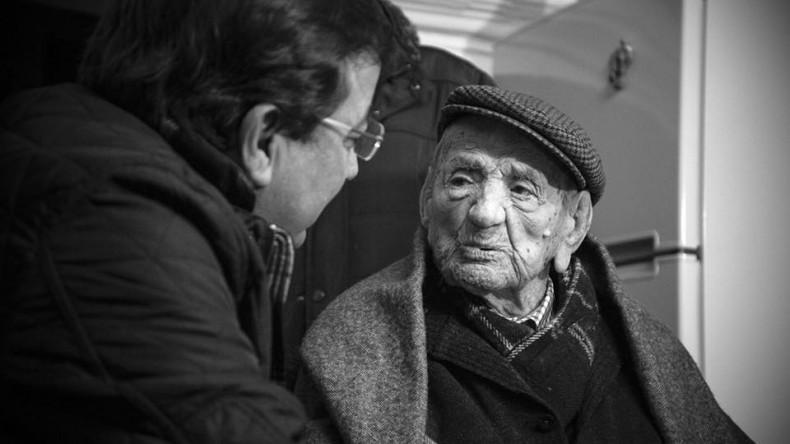 Умер самый пожилой мужчина на планете