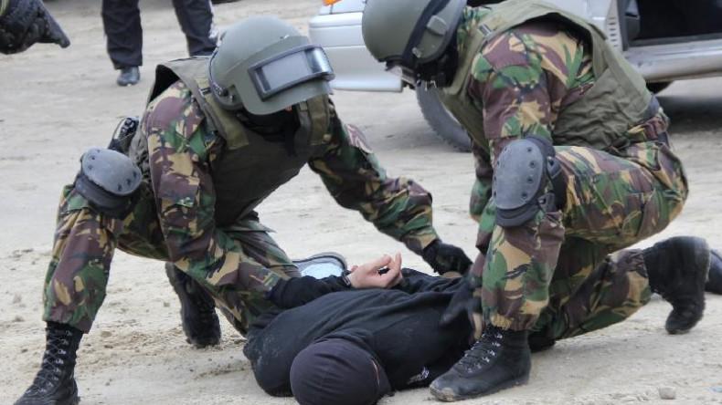 В Нижнем Новгороде уничтожили иностранца, готовившего теракт