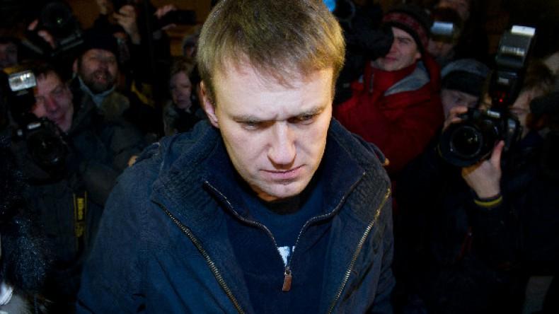 Алексея Навального вызвали по делу об избиении полицейских