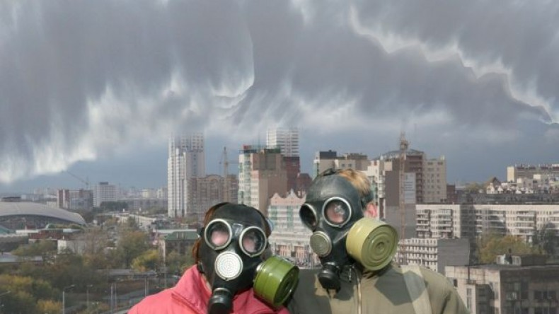 Красноярск попал в топ самых загрязненных населенных пунктов мира