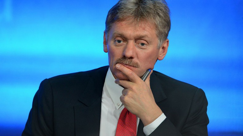 Песков прокомментировал сообщения о возможной гибели в Сирии россиян