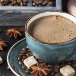 Вкусный и ароматный кофе здесь