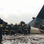 В Непале разбился самолет с 71 человеком на борту