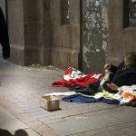 Она приурочена ко Дню бездомного человека