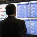 Итоги голосования на выборах президента России отменены на семи участках