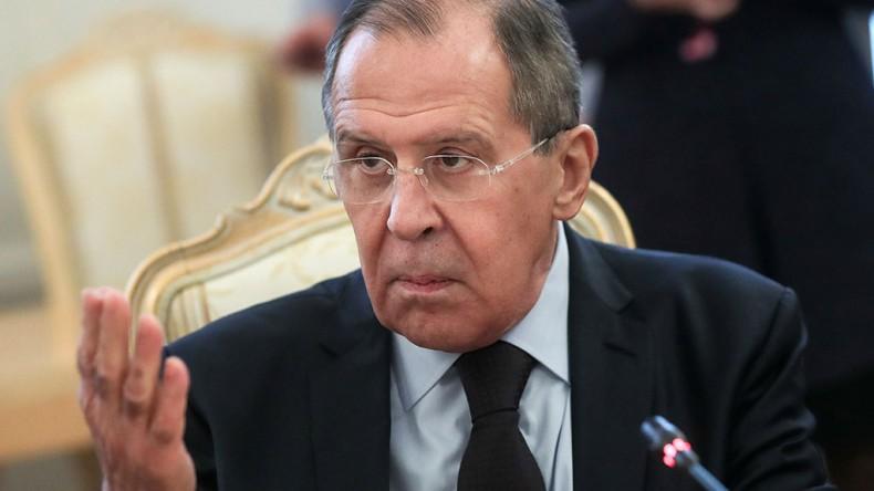 Лавров: удар коалиции по Сирии не останется без последствий