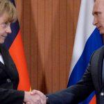 Меркель планирует обсудить с Путиным иранское соглашение, Сирию и Украину
