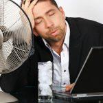 Роспотребнадзор: при работе в жару необходимо делать частые перерывы