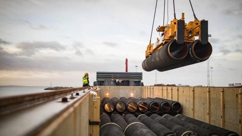 США грозят санкциями компаниям, работающим с «Северным потоком-2»