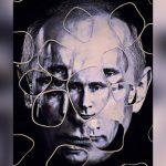 Американский художник продал портрет Путина за $400 тысяч