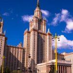 Лучшим вузом Евразии стал МГУ
