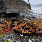 Из-за санкций уничтожено 26 тысяч тонн продукции