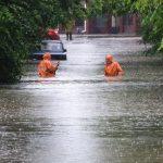 России угрожают наводнения и неурожаи