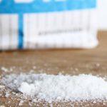 Поваренная соль будет переименована