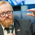 Милонов предложил Скворцовой ввести