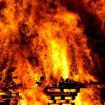 При пожаре в Волгоградской области погибли трое маленьких детей