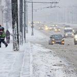 На выходных в Москву придет зима