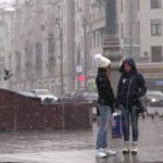 На завтра в Москве объявлен «желтый» уровень погодной опасности