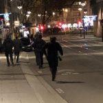 В результате стрельбы в центре Страсбурга погиб один человек