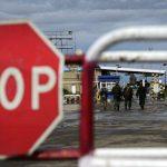 Киев продлил запрет на въезд мужчин из России