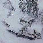 В Хабаровском крае произошел сход лавины на людей