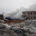 На заводе «Полипласт» в Ленинградской области произошел взрыв