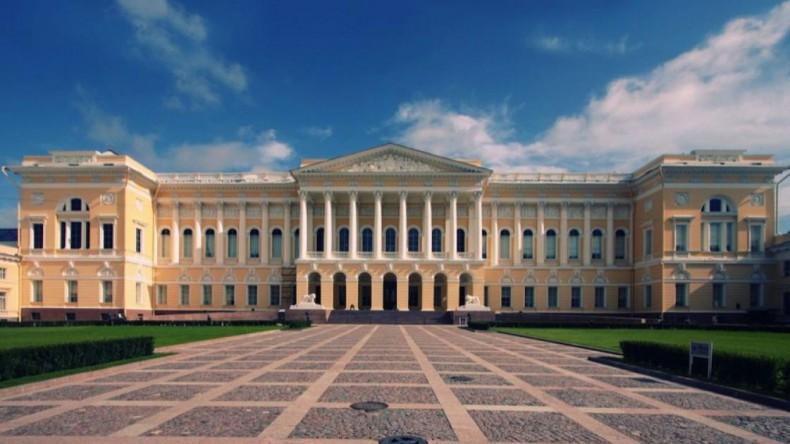 В хранилище Русского музея из-за протечки крыши намокли картина и икона