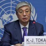 Новый глава Казахстана предложил переименовать Астану в Нурсултан